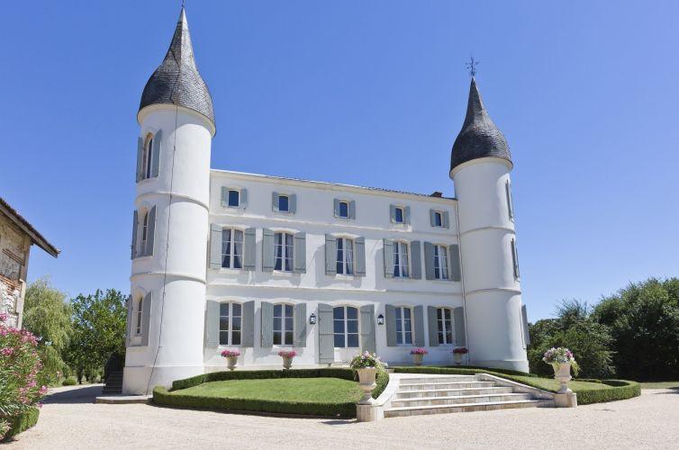 Le Château du Temple sur Lot